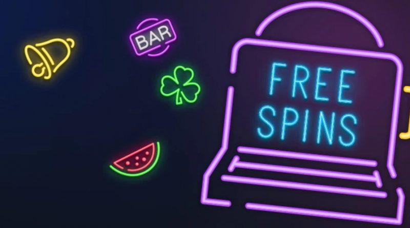 Få free spins i casino