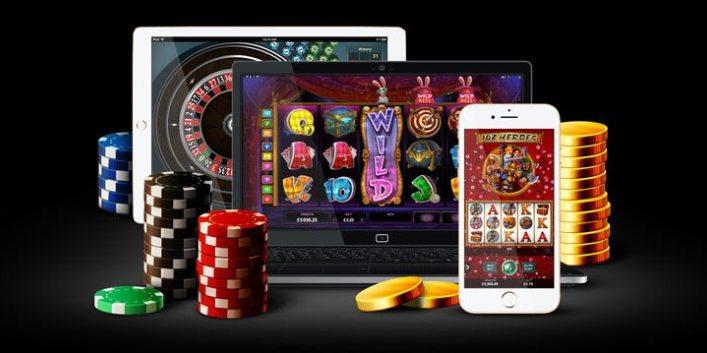 det är enkelt att vinna på ett online casino
